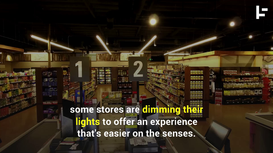 This Store is Dimming Their Lights to Create A Sensory-Friendly Experience