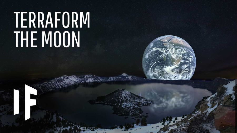 What If We Terraformed the Moon?