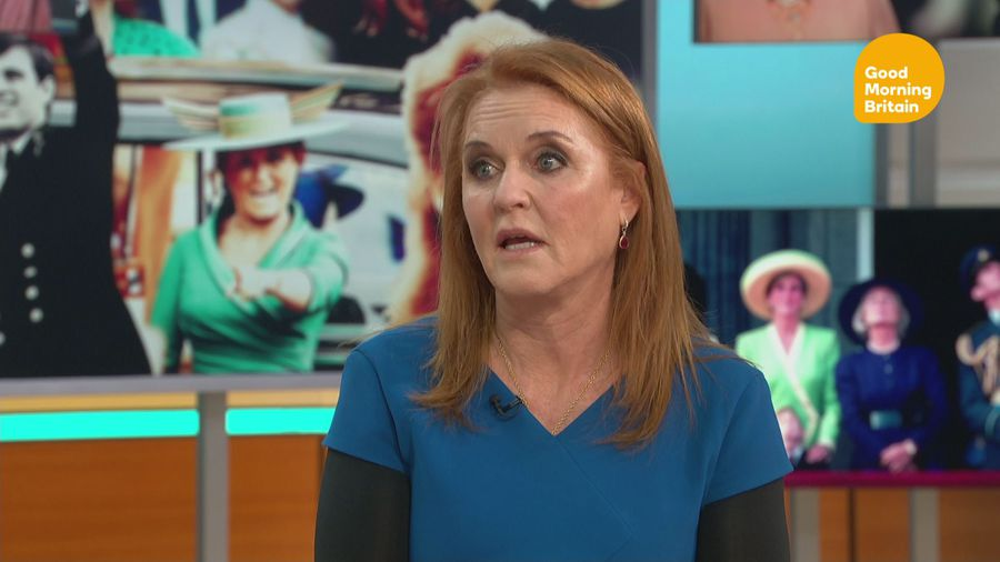 Duchess of York 'grateful' to be at Harry & Meghan's wedding