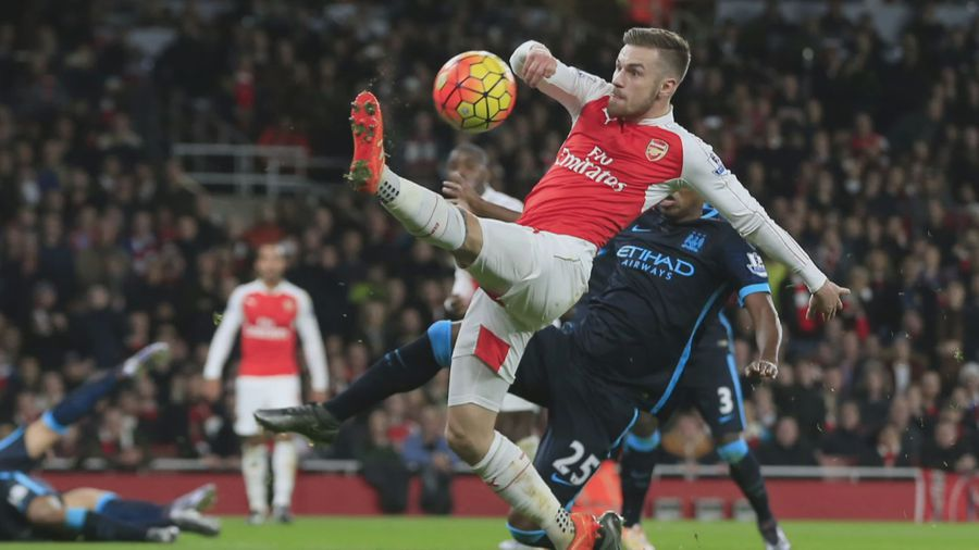 Arsenal's Aaron Ramsey to join Juventus for £400k-a-week