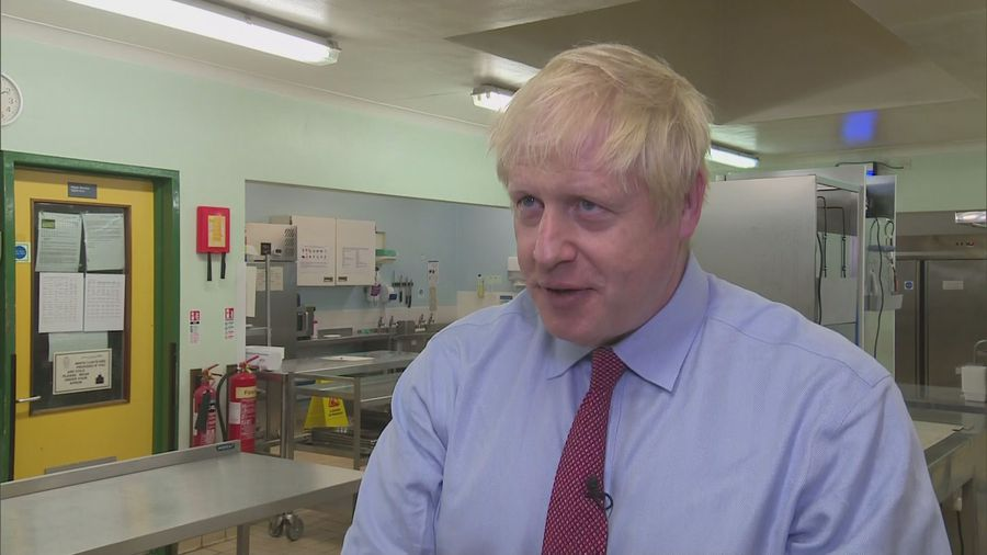 Boris: Re-negotiating a Brexit deal 'will not be easy'