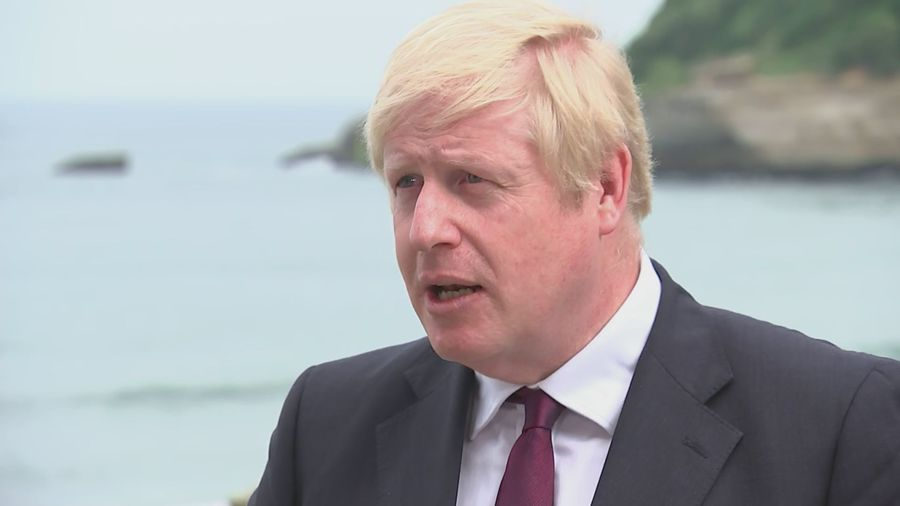 Johnson: Divorce bill 'not owed' in case of no deal