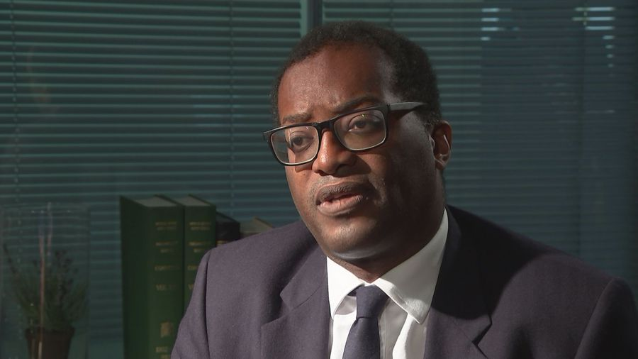 Kwarteng: Juncker's Brexit comments are 'really encouraging'