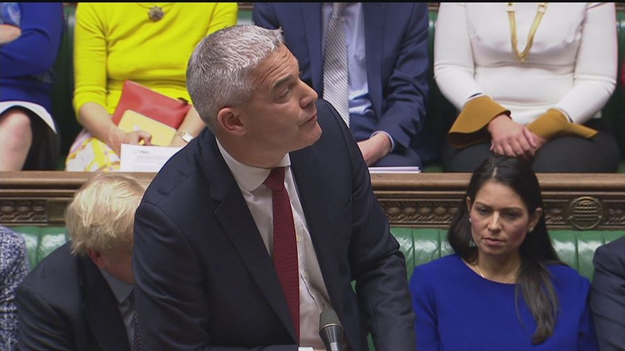 Barclay: Public will be 'appalled' by another Brexit delay