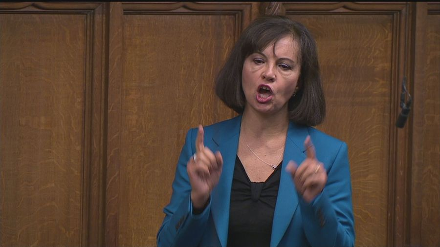 Caroline Flint: Letwin amendment is 'panic measure'