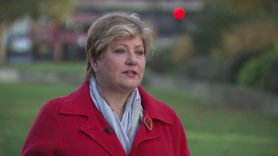 Thornberry: Labour will do everything to protect our country