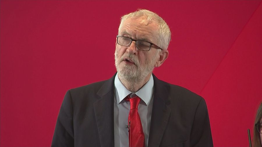 Corbyn: Labour faced 'very serious' cyber attack