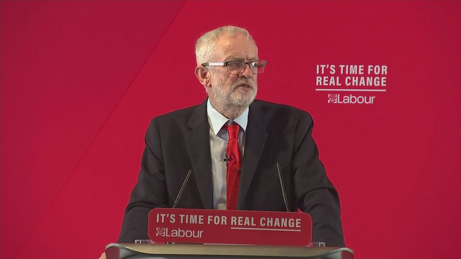 Corbyn promises free education for adults in Labour pledge
