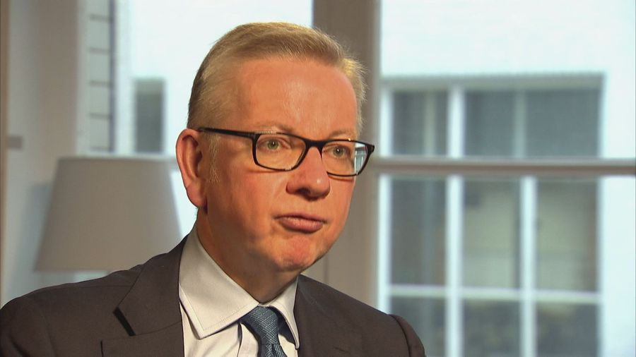 Gove 'unaware' of alleged Brexit Party pacts