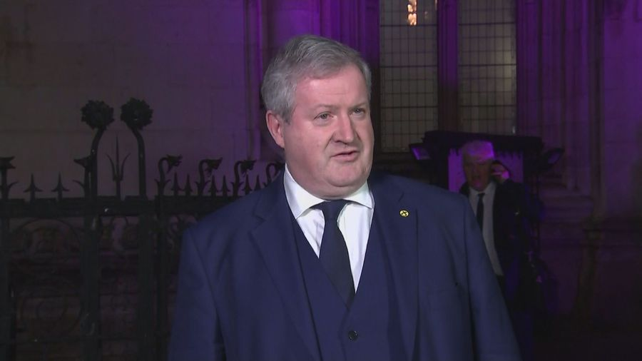 Blackford calls High Court verdict a 'democratic outrage'