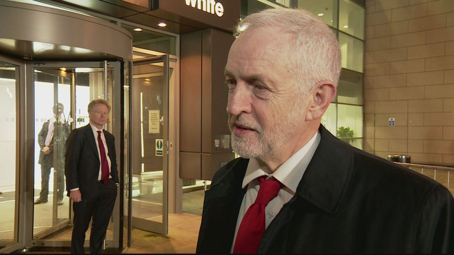 Corbyn hopes for a 'respectful' and 'informative' debate
