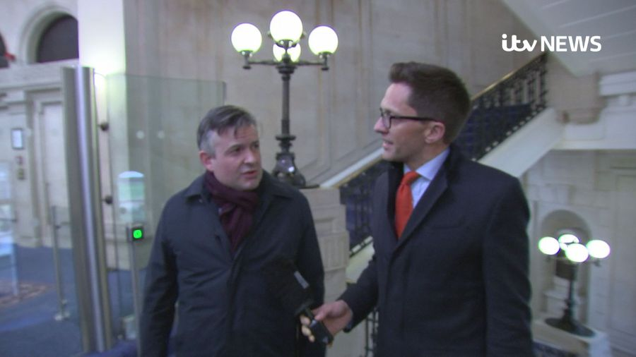 Ashworth quizzed on leaked recording
