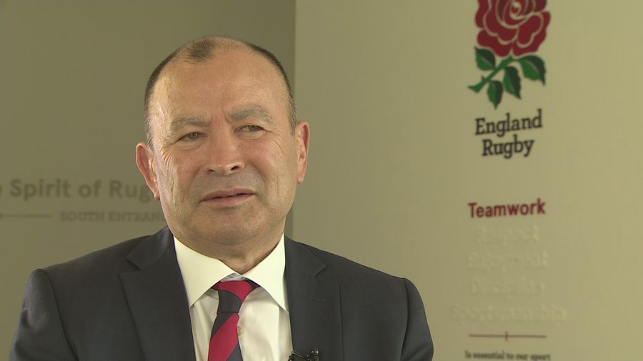 Eddie Jones announces England Six Nations squad