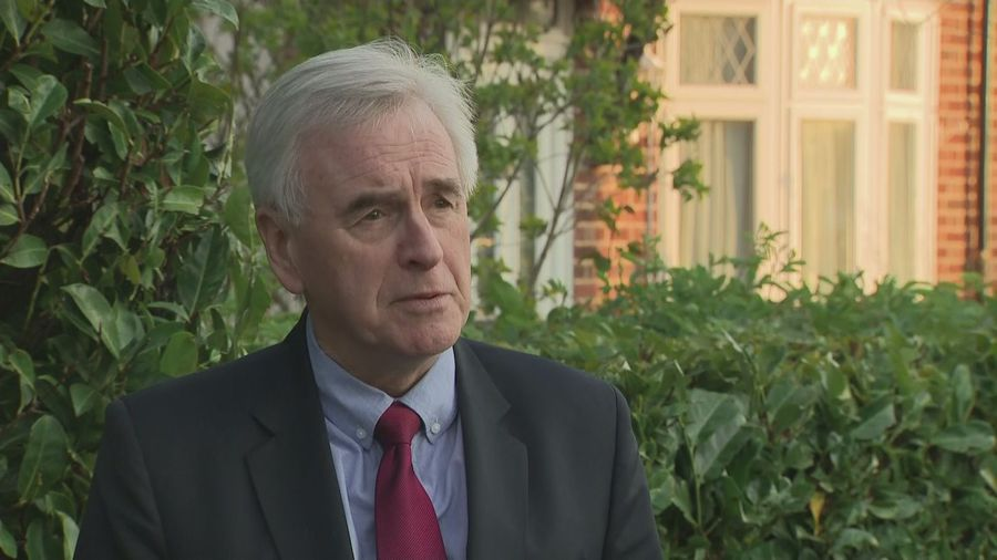 McDonnell worried about self-employed pay delay