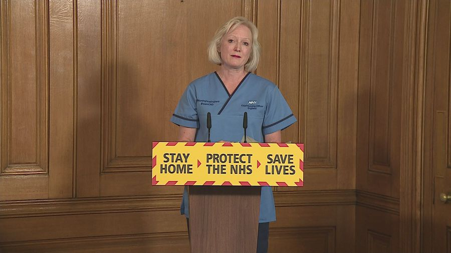 Ruth May worries there will be more nurse deaths
