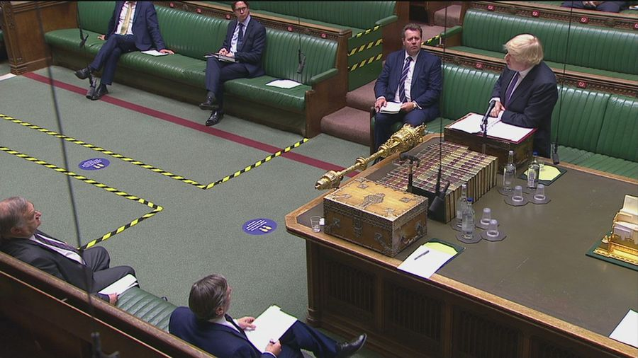 PMQs: Starmer attacks government over Leicester delays
