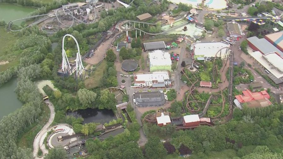 Thorpe Park Resort reopens