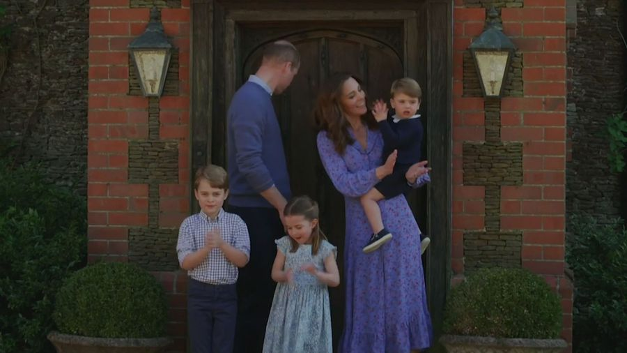 Kate, Duchess of Cambridge: Being a Royal Mother