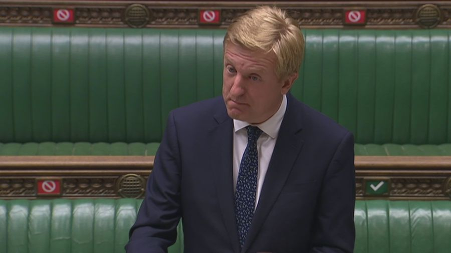 Oliver Dowden says Huawei decision will delay 5G by years