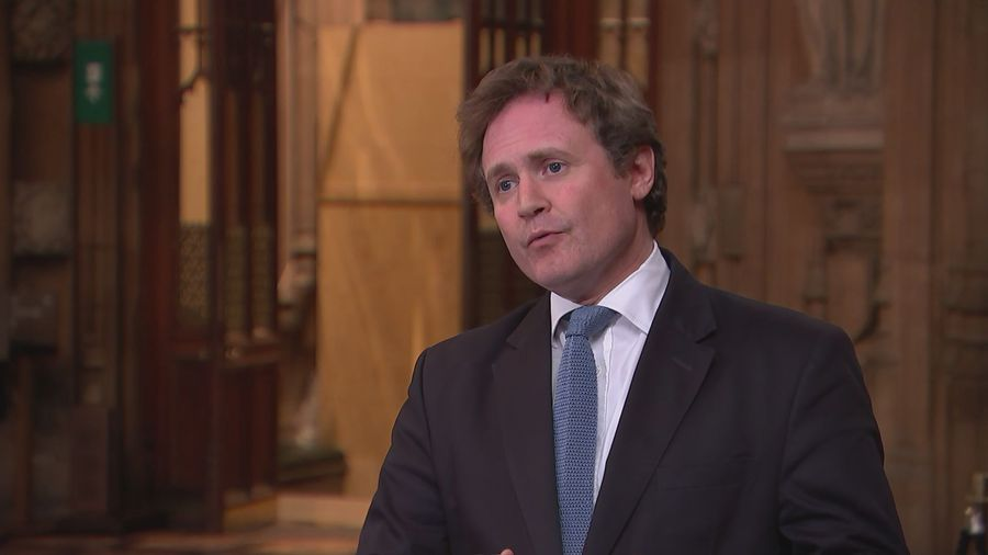 Tugendhat praises government's decision on Huawei