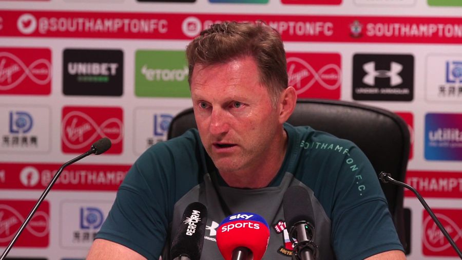More worried if didn't have chances - Hasenhuttl