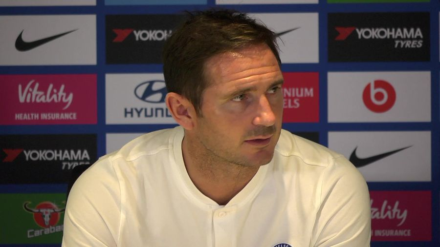 """lampard """"diffilcult situation with no transfers &"""