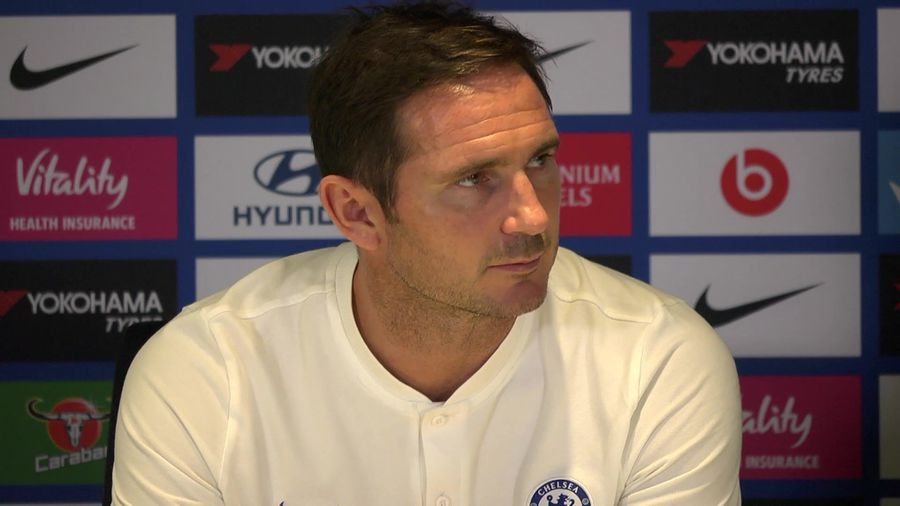 """lampard """"obviously it was a special moment for me"""