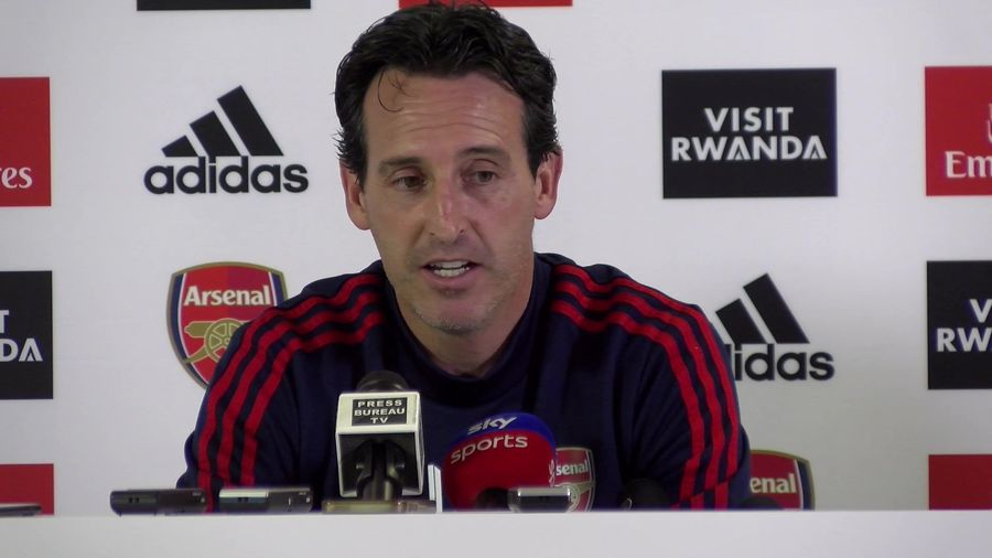 Will be big atmosphere at Anfield - Emery