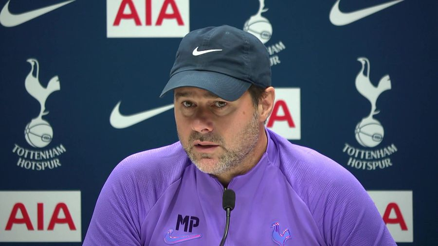"""Poch """"very positive against City last team to beat"""