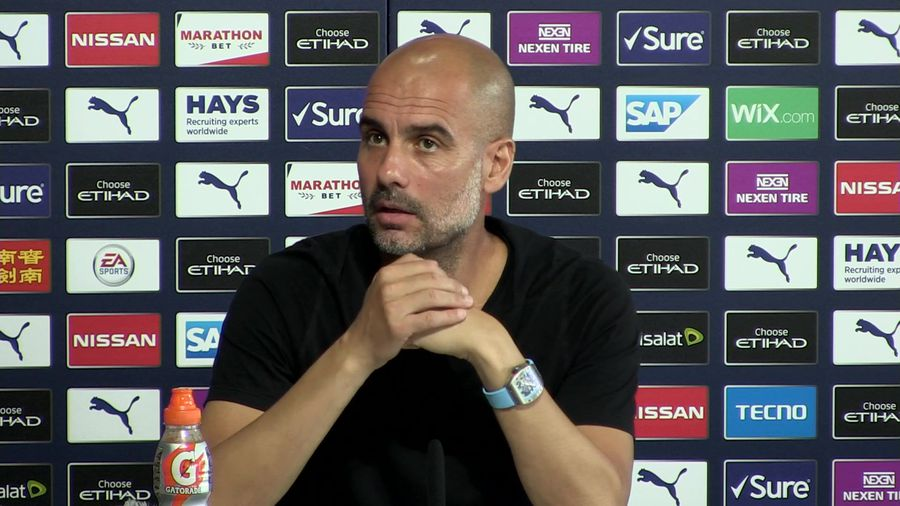 Guardiola - I Still Support Var