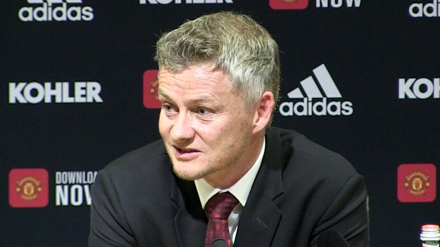Solksjaer - It Was Nailed On Penalty