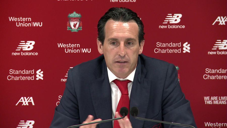 Good first half, but made some mistakes - Emery