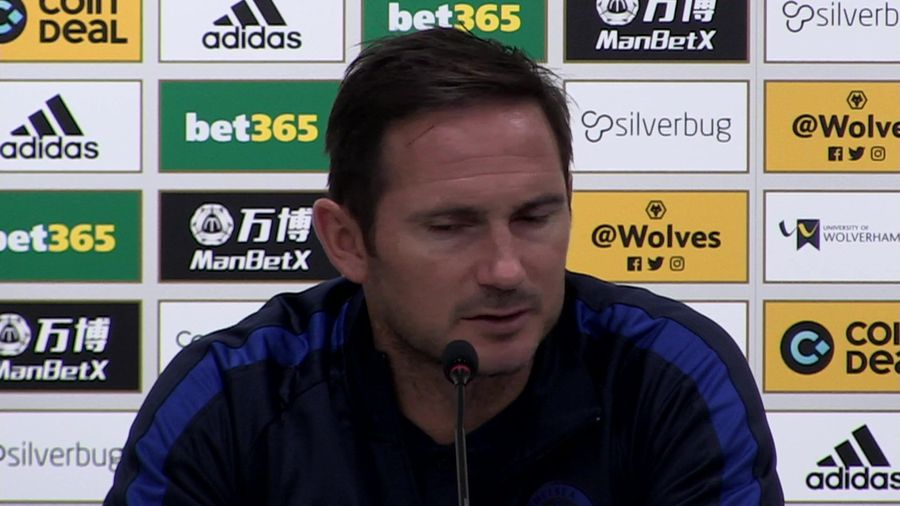 Delighted to come here and score 5 - Lampard