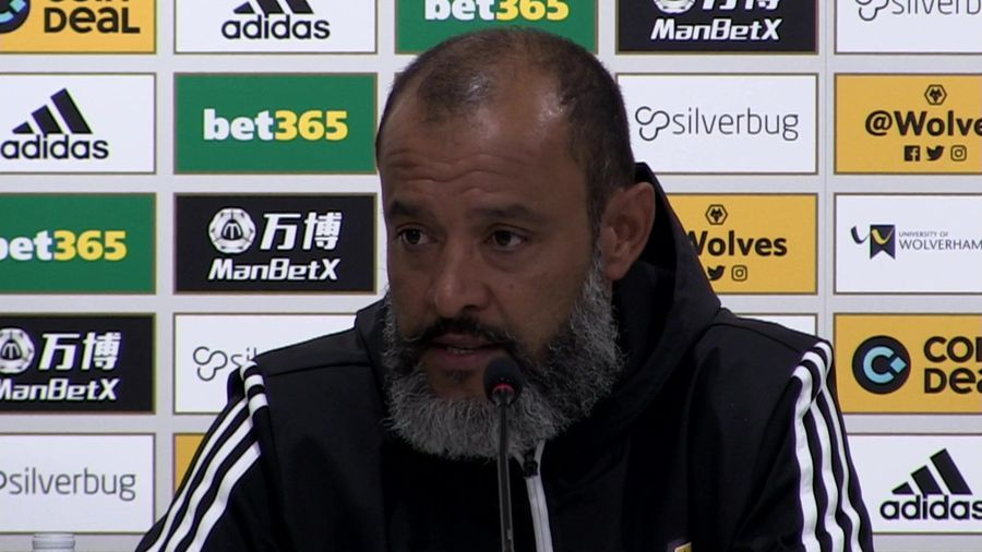 We've made too many mistakes - Nuno