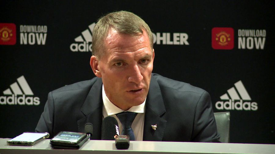 Both defences were good - Rodgers