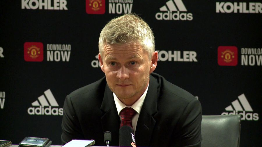 We want to play better than this - Ole