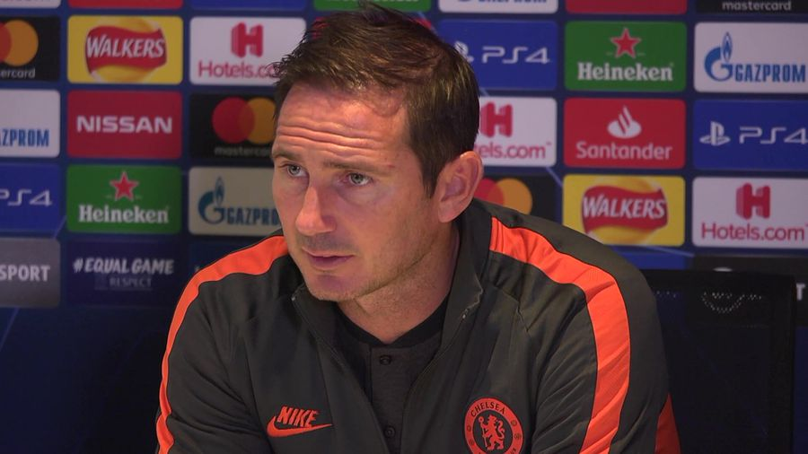 "Lampard ""should have won tonight"""