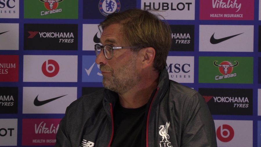 Not surprise by the character of my team - Klopp