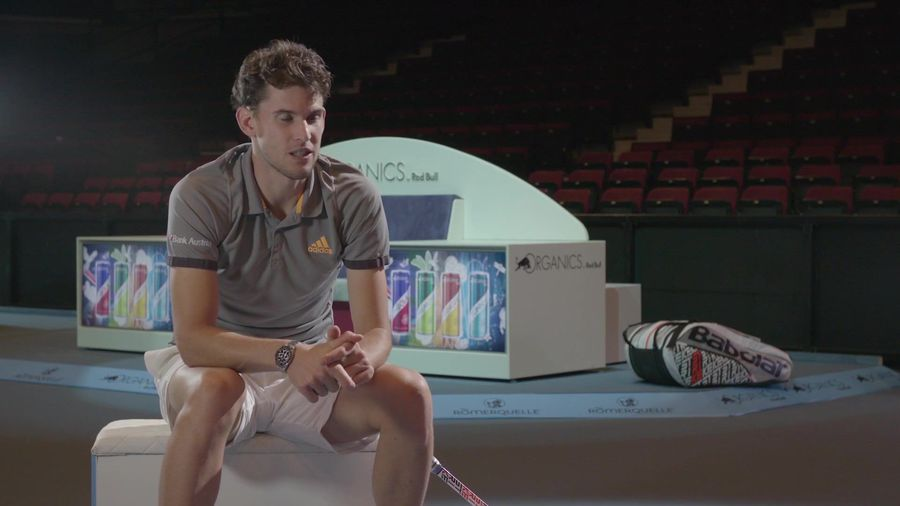 Interview with Dominic Thiem