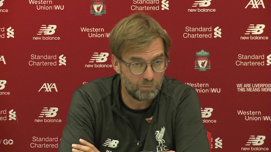 Couldn't respect Pep more - Klopp