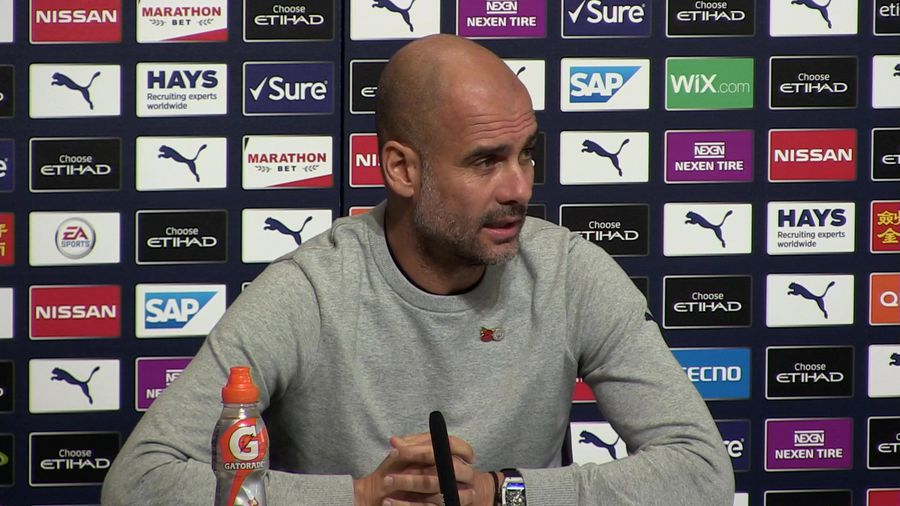 Liverpool strongest in world - Guardiola