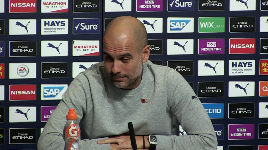 Anfield toughest place to go - Guardiola
