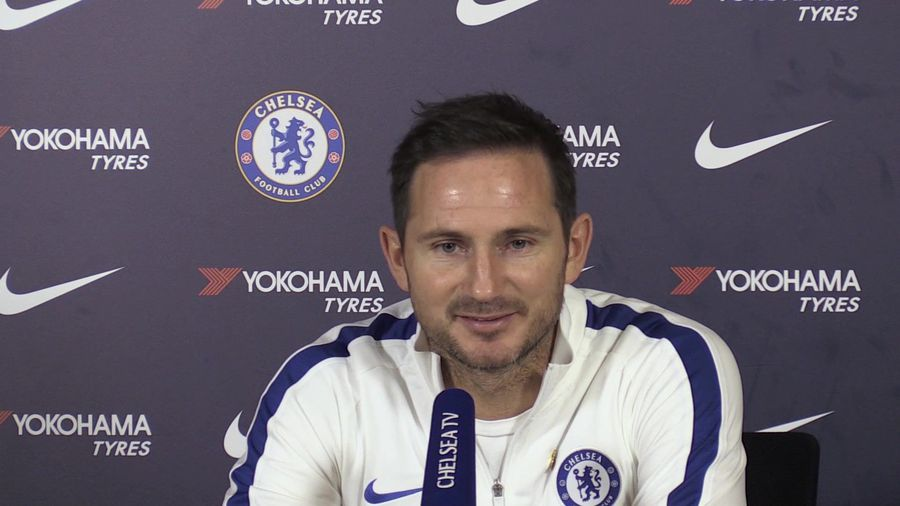 Proud to win manager of the month - Lampard