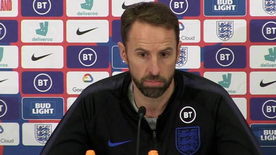 I love all my players, we're a family - Southgate
