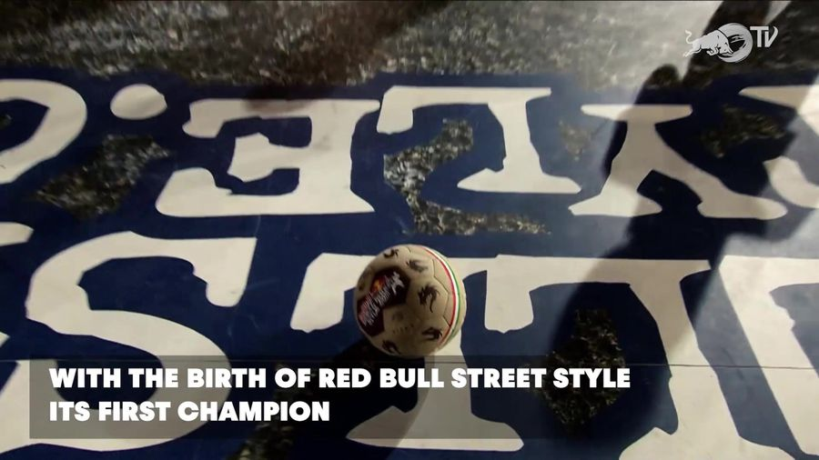 What is Red Bull Street Style?