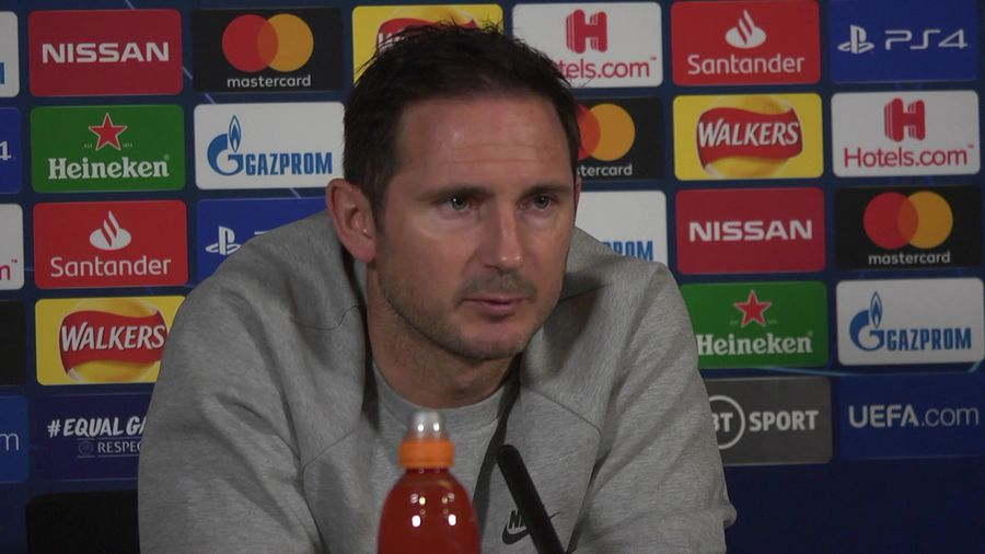 """lampard """"its a knock out game"""""""