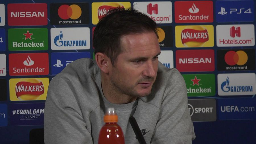 """lampard """"test for us to bounce back"""