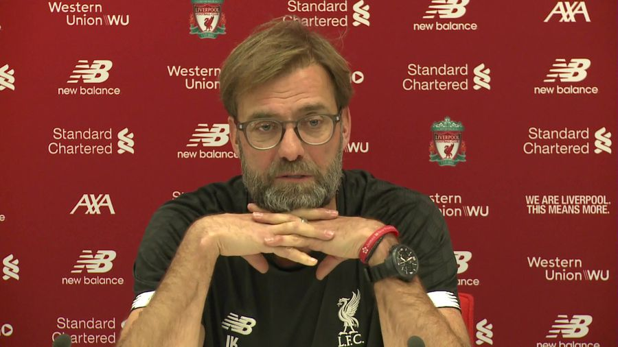 Really happy to sign new deal - Klopp