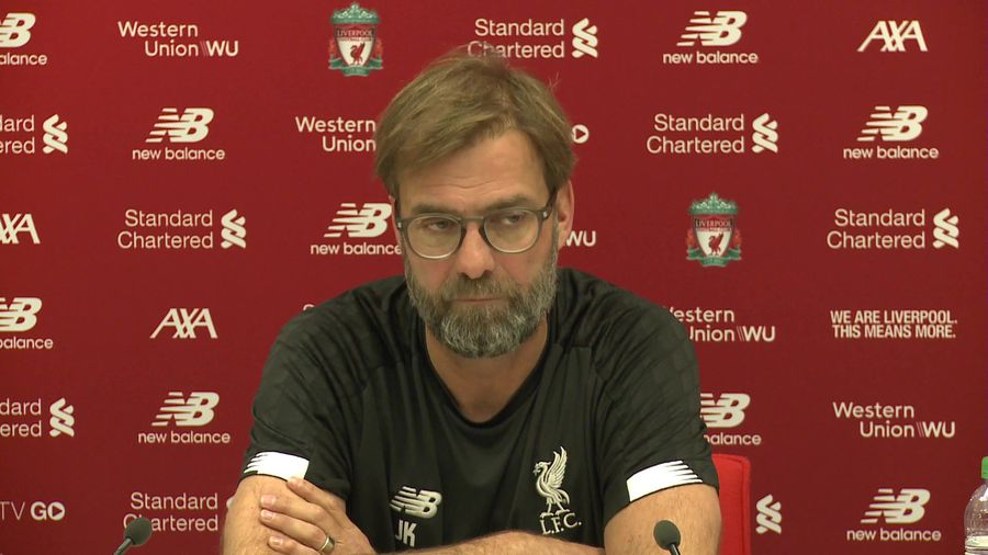 No news on Lovren, Van Dijk and Mane fine - Klopp