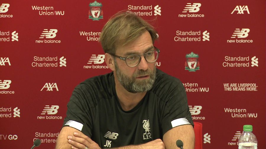 Four and half years sounds like forever - Klopp